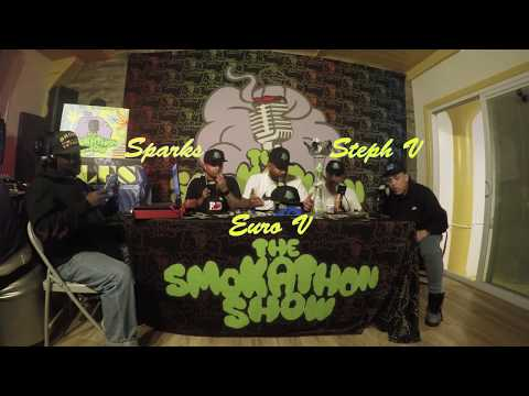 The SmokaThon Show (Episode 1) guest Axel Leon (video)