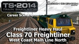 Freightliner Heavy Haul - Career Scenario - Train Simulator 2014(, 2013-12-22T04:00:01.000Z)