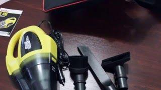 Обзор: Автомобильный пылесос Voin VL-330