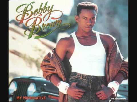 My Prerogative - Bobby Brown [+Lyrics]