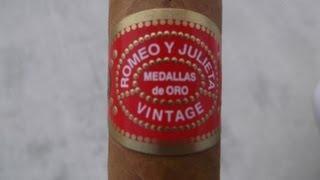 Romeo y Julieta Vintage #2 (toro) Cigar Review