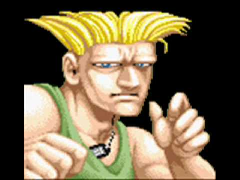 Street Fighter II - Guile Theme Original Theme
