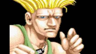 Repeat youtube video Street Fighter II - Guile Theme Original Theme