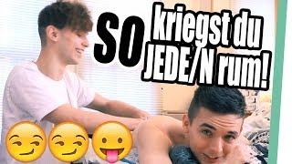 SEXY MASSAGE - SO kriegst du JEDE(N) rum TEIL 04 :D -  (ft. Darkviktory)