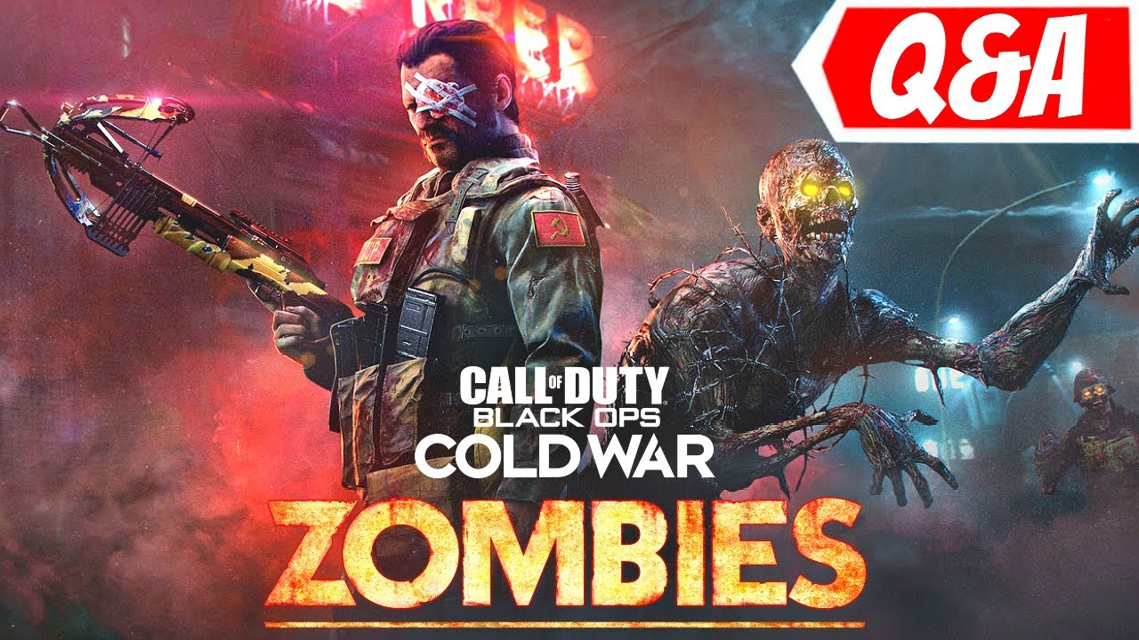 🔴 COD Cold War Zombies: WHO IS THE DIRECTOR OF REQUIEM And IS KRAVCHENKO A GOOD GUY? (Q&A Stream)