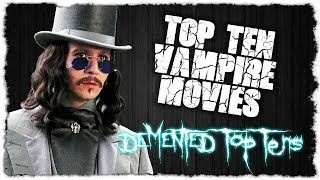 Best Vampire Movies Based On Books