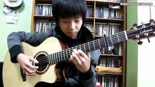 Gambar cover Titanic Theme My Heart Will Go On  - Sungha Jung (stafaband.de)
