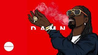 """DAMN""--Old School type beat ft.Snoop Dogg Instrumental 2019"
