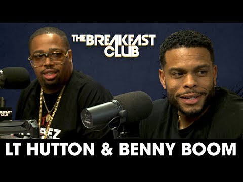 LT Hutton & Benny Boom Discuss Creative Differences With John Singleton On The 2Pac Film & More
