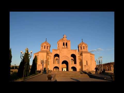 Армения. Ереван. Кафедральный собор Святого Григория Просветителя