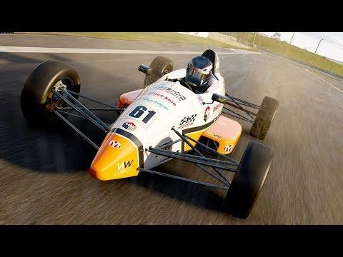 Formula Rookie Race Project Cars
