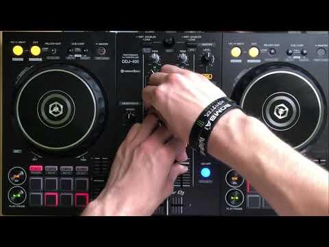 Minimal Techno Mix 2019 #1 | Pioneer DDJ-400
