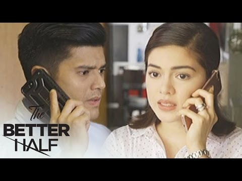 The Better Half: Rafael gets mad about Camille visiting Marco in his apartment | EP 69