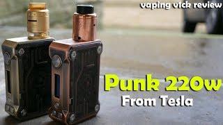 Tesla Punk 220w Mod - Review