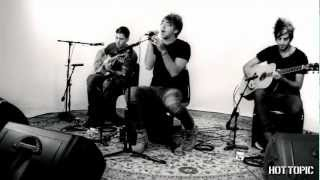"""Hot Sessions: All Time Low """"The Reckless and the Brave"""""""