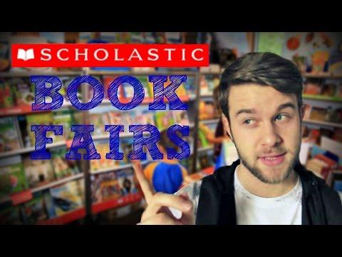 REMINISCING | Scholastic Book Fair!
