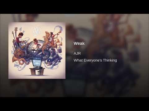 AJR-Weak (Audio)