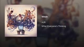 AJR Weak Audio
