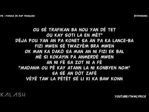 Kalash - Free Me Lyrics