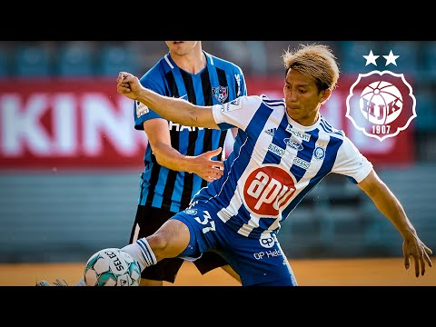 Inter Turku HJK Helsinki Goals And Highlights