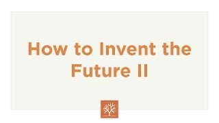 Alan Kay - Inventing the Future Part 1