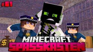 EINBRUCH in die POLIZEI?! - Minecraft Spasskasten #61 [Deutsch/HD]