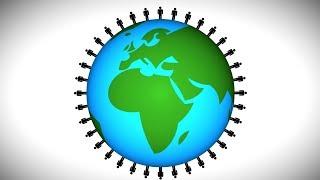 Сколько людей на Земле?