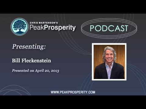 Bill Fleckenstein: Hold Tight To Your Gold