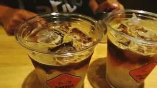 Sparkling Coffee! / Gazuota Kava!