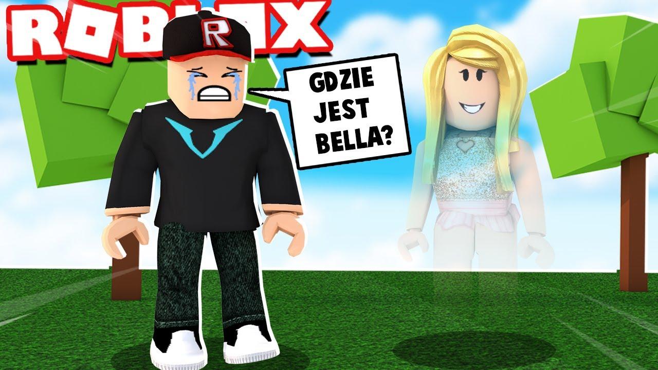 ROBLOX ŻYCIE - BELLA ZNIKNĘŁA?! (Roblox Bloxburg Roleplay) | VITO I BELLA
