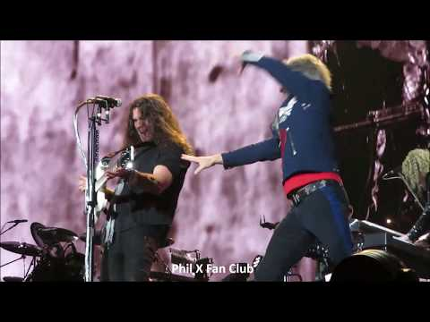Phil X with Bon Jovi @ Stockholm June 5, 2019 This House Is Not For Sale