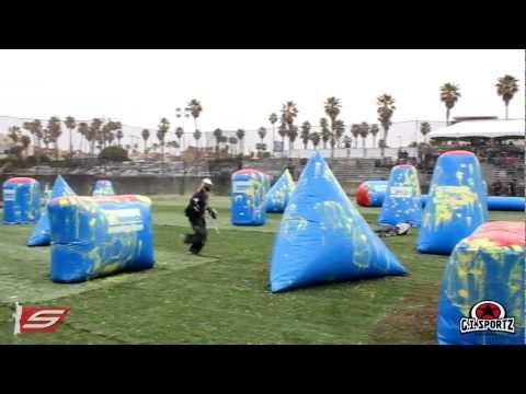 DC Arsenal Vs Tampa Bay Damage - 2012 NPPL Huntington Beach  Surf City Open