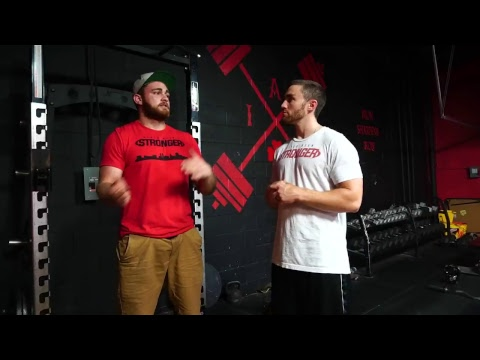 Pinter and Patrick - Iron Athlete Performance - Dead Lifts
