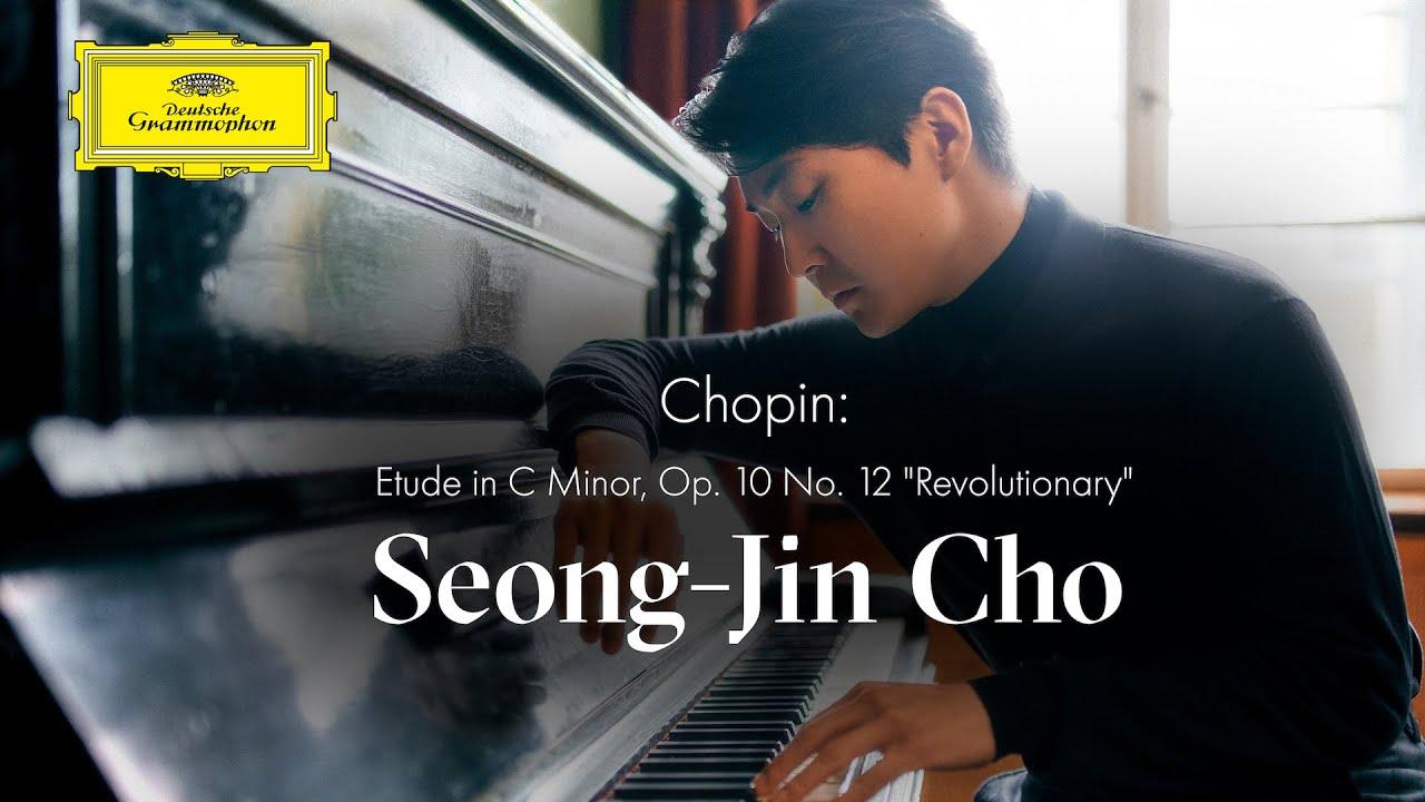 """Seong-Jin Cho – Chopin: Etude in C Minor, Op. 10 No. 12 """"Revolutionary"""""""
