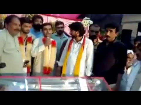Zakir Malik Mudassir Iqbal MA Jhamra 3 shaban 11 may 2016 bure wala awar lety huy