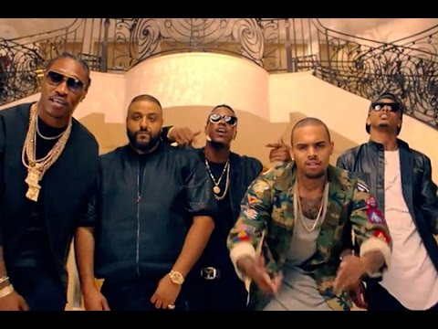 DJ Khaled - Do You Mind ft. Nicki Minaj, Chris Brown, August Alsina, Jeremih, Future & Rick Ross