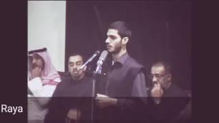 الشاعر محمد الحرزي ندبة للإمام المهدي عج