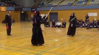 第49回港区剣道大会 団体戦・加盟団体の部 決勝戦