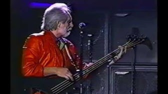 John Entwistle of The Who Bass Solo Atlanta 2000