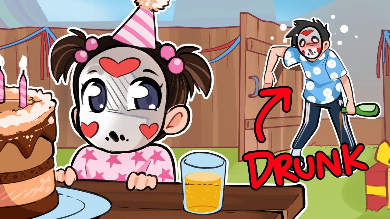 Drunken Dad Simulator… I ruined the Bday Party 🎉
