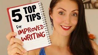 Tips To Improve English Writing Skills