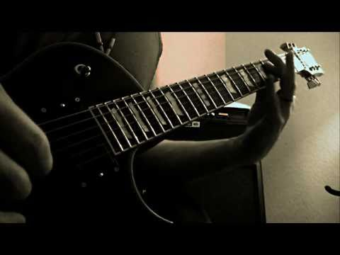 Children of the Grave Randy Rhoads Live Tribute Version - Guitar Cover