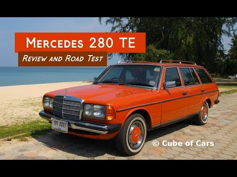 Mercedes 280 TE | Ultimate Review and Road Test | Is the S123/W123 the Perfect Classic Car?