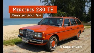 Mercedes 280 TE | Ultimate Review & Road Test | Is the S123/W123 the Perfect Classic Car?