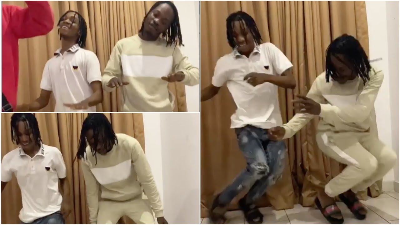 """Download Naira Marley Creates New """"Tesumole"""" Dance For LOL EP 