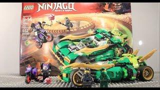 LEGO - Ninjago Ninja Nightcrawler review! 70641