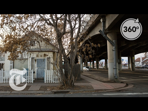 Rebuilding a Highway Through a Denver Community | The Daily 360 | The New York Times