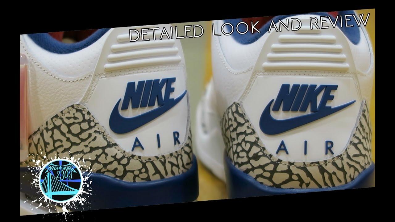 9ffbfe805108 Air Jordan 3 Retro OG  True Blue