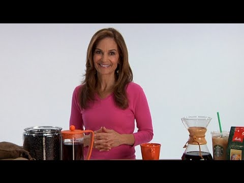 Joy Bauer Takes a Coffee Break (What The Heck Are You Eating WIth Joy Bauer)