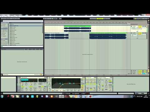 Skrillex   Ableton 9 Mix By SyrreX